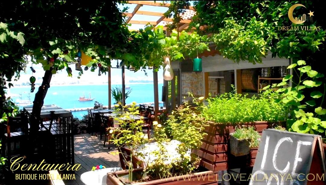 BEAUTIFUL BOUTIQUE HOTELS IN ALANYA - CENTAUERA BOUTIQUE HOTEL