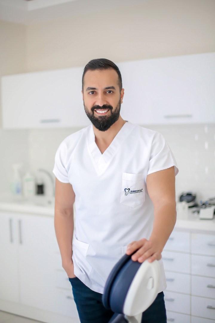 SUMMER DENTAL ALANYA, Doctor İbrahim Türker THE BEST DENTAL CLINIC IN ALANYA. BEST DENTISTS NEAR ME